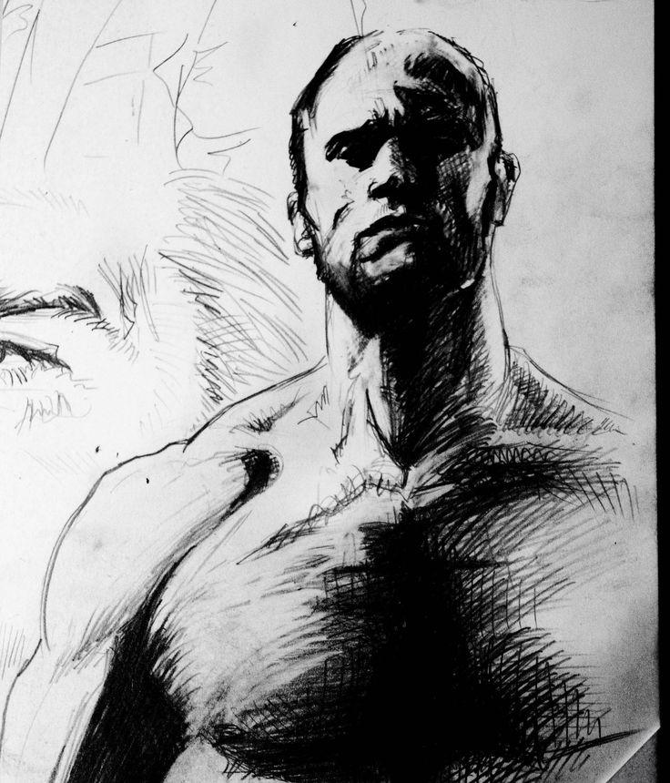 sketch by Francesco Colafella