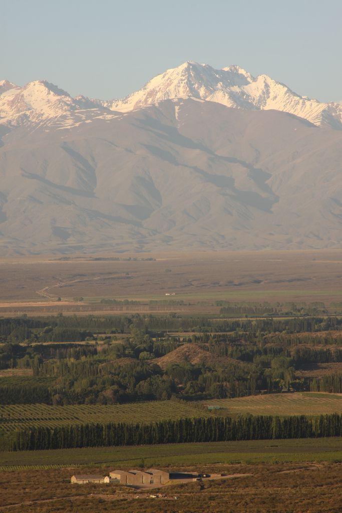 Valle de Tupungato, Mendoza, Argentina