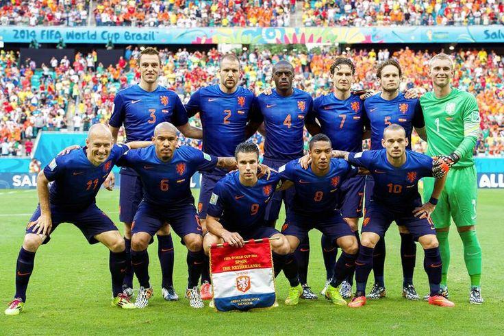 Holland WK 2014