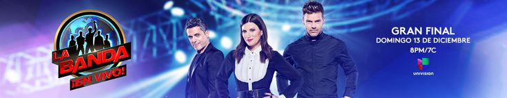 "Season Finale of #LaBanda this Sunday - tune in to see FIFTH HARMONY, PITBULL, WISIN on Univision with Special Appearances From ONE DIRECTION & SIMON COWELL   Dont' miss the Final Contestant Performances & Eliminations ending with the intro of the Five Winning Members & Band Name of The Next Latino Super Group ""La Banda"" Airs Live At 8PM ET/7PM CT/5PM PT and again at 8PM PT http://www.LaBandaOficial.com"