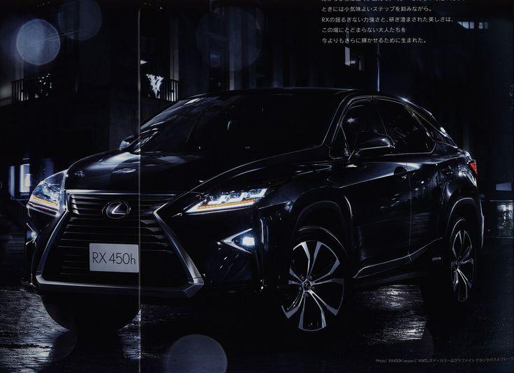 https://flic.kr/p/QVAqRz | Lexus RX, RX450, RX200t; 2015_4  (Japan)