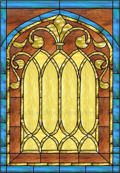 The 25 best victorian window film ideas on pinterest for Decorative window film stained glass victorian