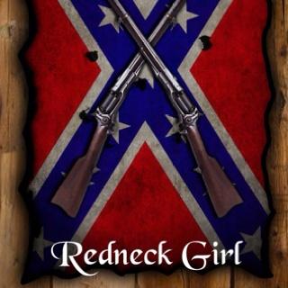 Redneck girl...