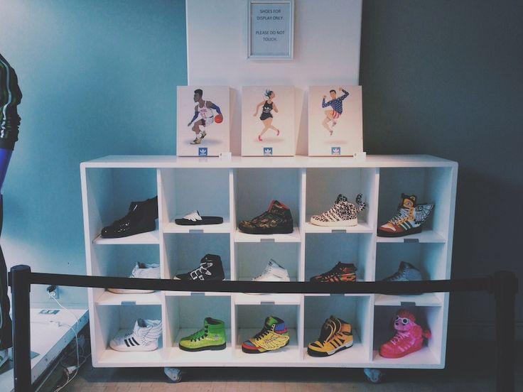 adidas Originals x Jeremy Scott - Paul Chin ★ Culturecraft Gallery