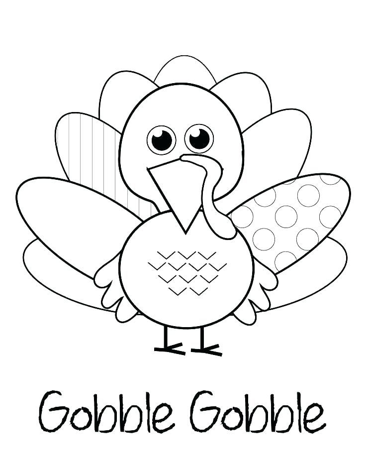 Thanksgiving Coloring Pages Easy Coloringpagesfree