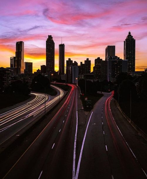 Sunset in Atlanta by @j.jason.chambers in Sony A7Rll Selected by @AroundQ Follow  Tag @SonyImages #SonyImages for feature via Sony on Instagram - #photographer #photography #photo #instapic #instagram #photofreak #photolover #nikon #canon #leica #hasselblad #polaroid #shutterbug #camera #dslr #visualarts #inspiration #artistic #creative #creativity