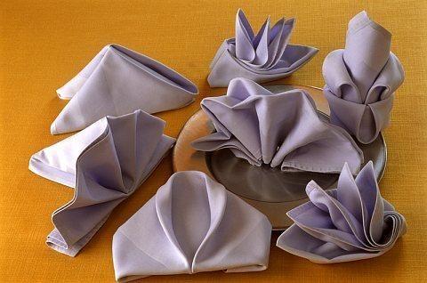 Camila Camargo: * Aprenda a dobrar guardanapos e deixe a mesa mais bonita! *