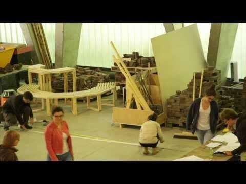 Archi Conversation #14 L'atelier Echelle1 de l'ENSAPL (série maquette) - YouTube