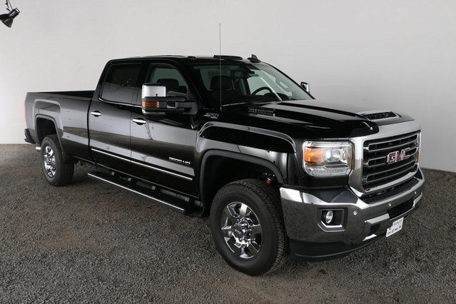 2018 Gmc Sierra 3500hd Gmc Gmc Sierra Cars Trucks