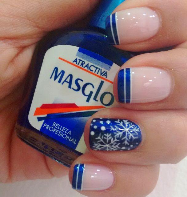 #ChristmasNails #NailInspiration #MASGLOlovers