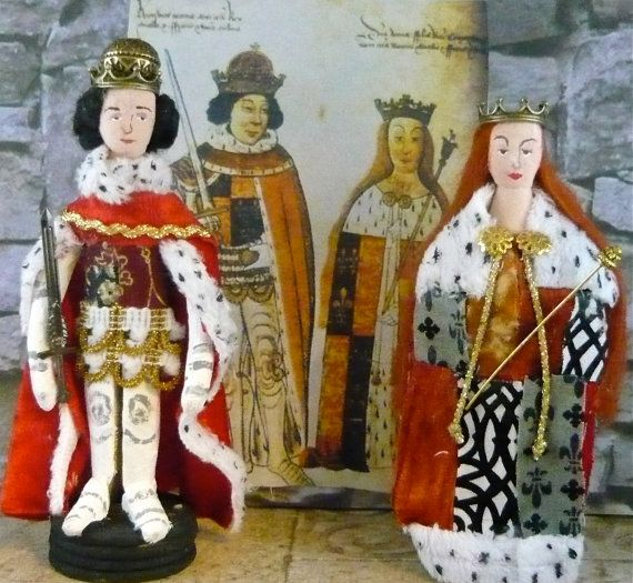 Historical Doll King Richard lll of England