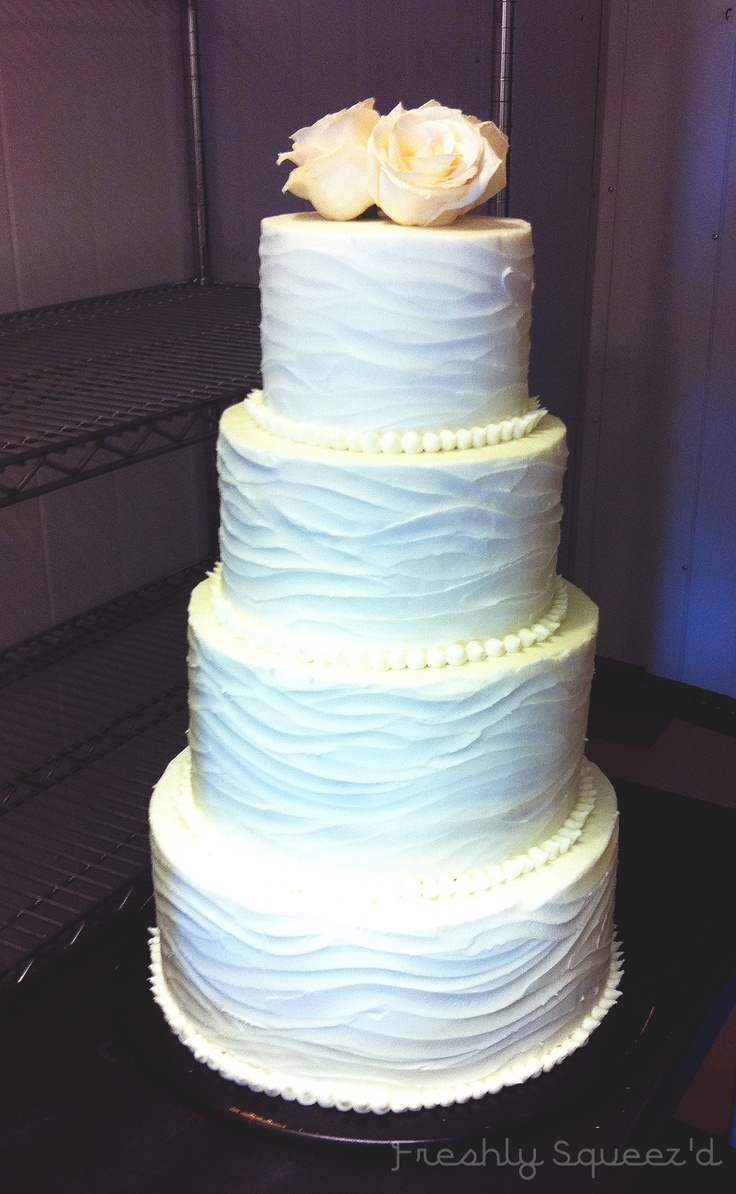 17 Best images about Textured White Cakes on Pinterest ...