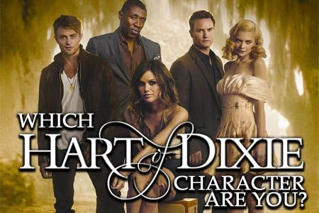 Which 'Hart of Dixie' Character Are You? - BuddyTV