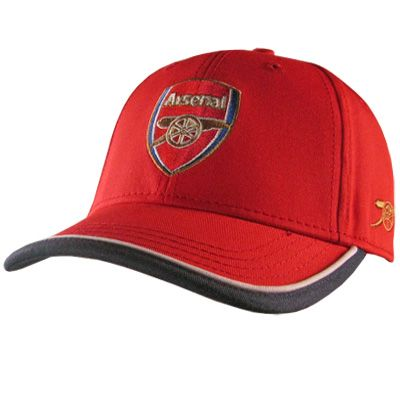 ARSENAL Embroidered Cap. One Size. Official Licensed Arsenal baseball cap. FREE DELIVERY ON ALL OF OUR GIFTS
