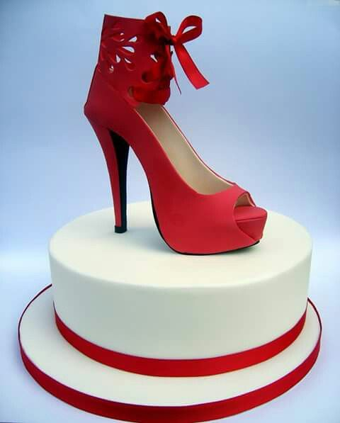 189 best high heeled shoe cakes images on pinterest