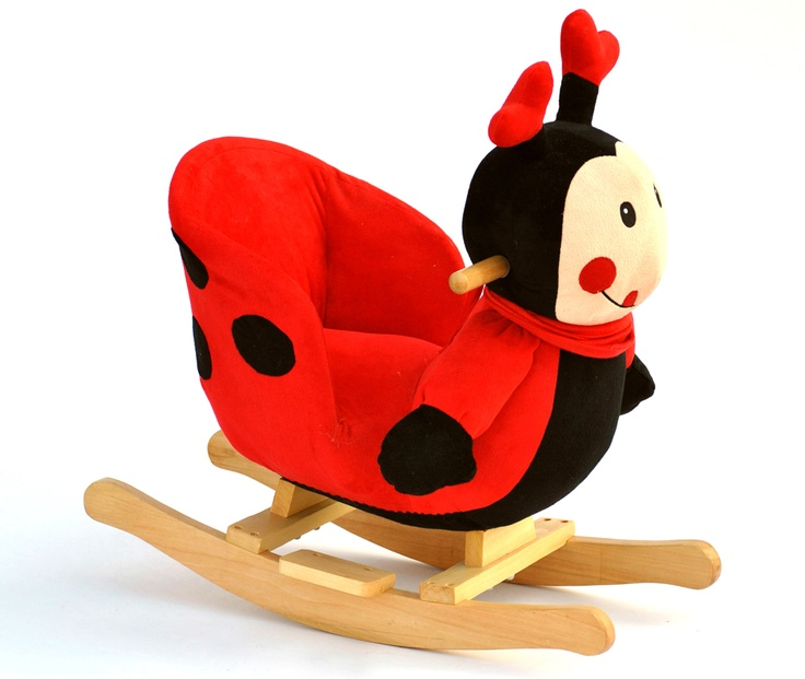 Baby Rockers - Lola the Ladybug... I just ordered this for Chloe's room. Love it!