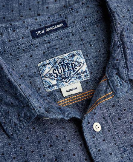 Superdry Seattle Slub Shirt
