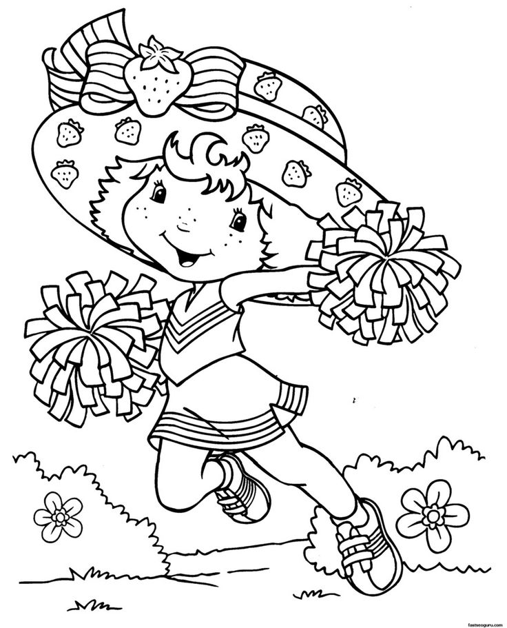 4323 best Colorings images on Pinterest Coloring pages for girls