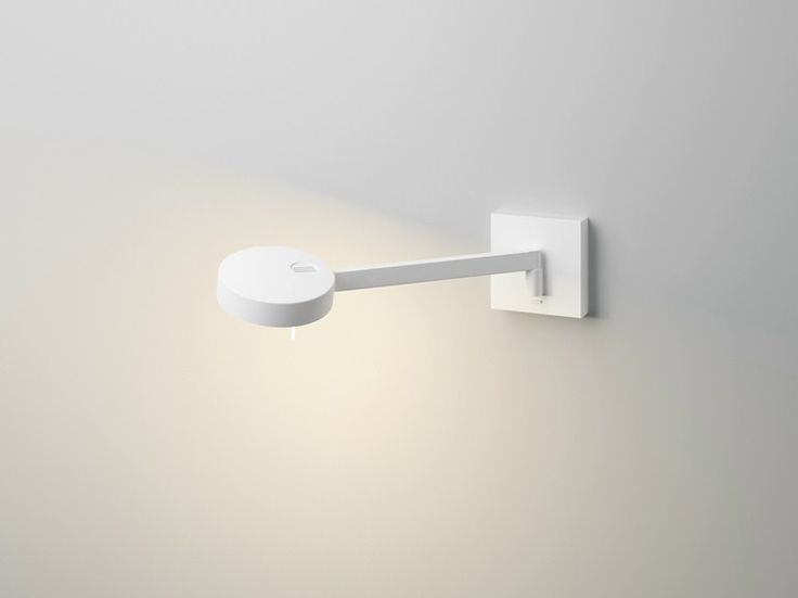 LED reading lamp SWING 0526 Swing Collection by Vibia | design Lievore Altherr Molina