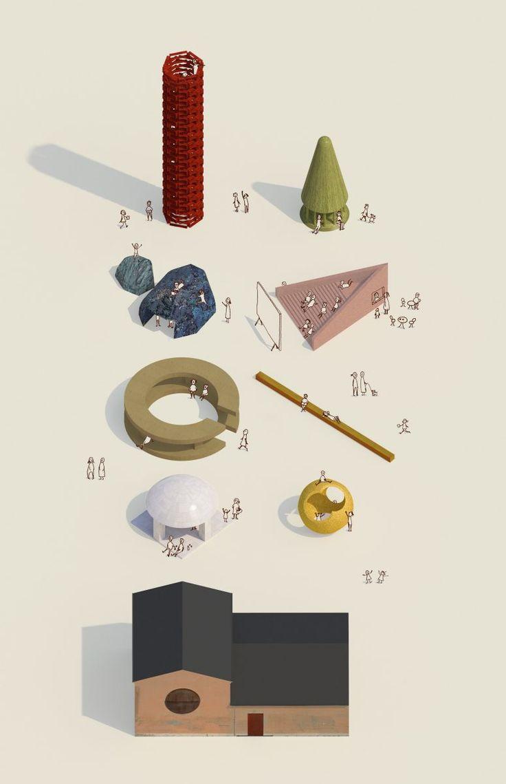 Kjellander Sjöberg - Commoning Kits -Illustration: Marge