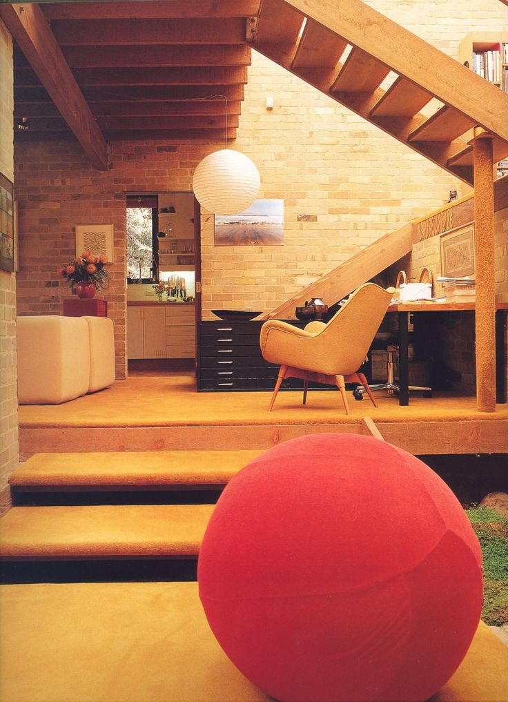 Featherston House by Robin Boyd