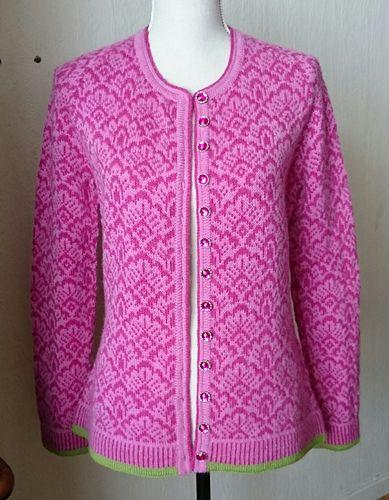 Ravelry: Awes' Pink Cumulus
