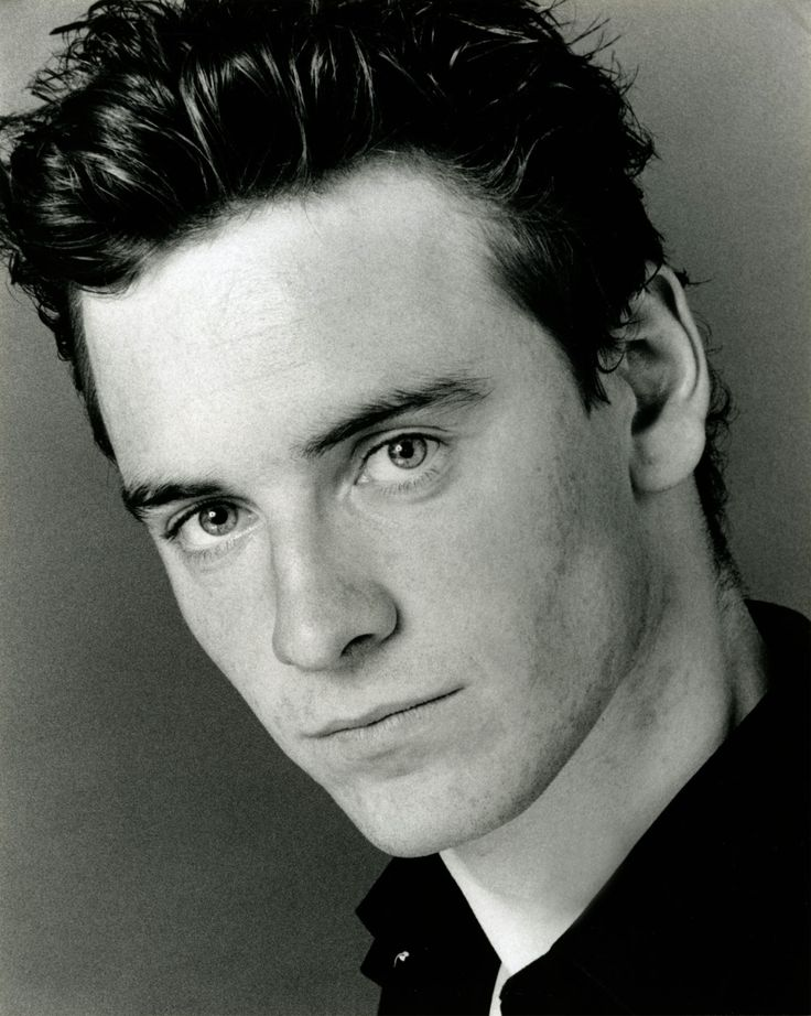 Resume & headshots of a promising young actor named Michael Fassbender. Circa 2001.