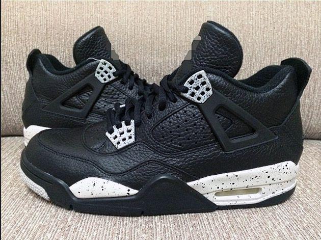 "Air Jordan IV ""Oreo"" (Wiosna 2015) - Zdjęcia. Nike Shoes On ..."