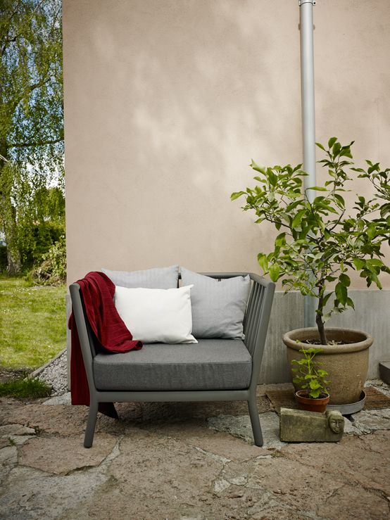 Tradition Lounge Chair - Skagerak