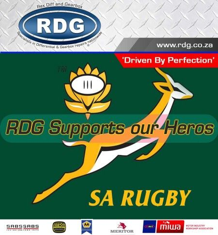 RDG Supports our hero's - Go Boys!!!