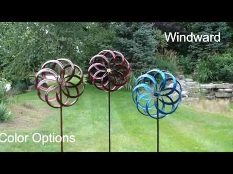 99 best Wind spinners images on Pinterest | Metal garden art, Garden ...