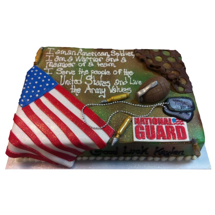 Military cake idea for mike 39 s retirement retirement for Army cake decoration