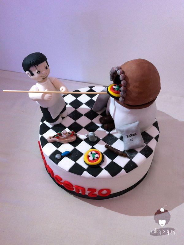 cake pizzaiolo
