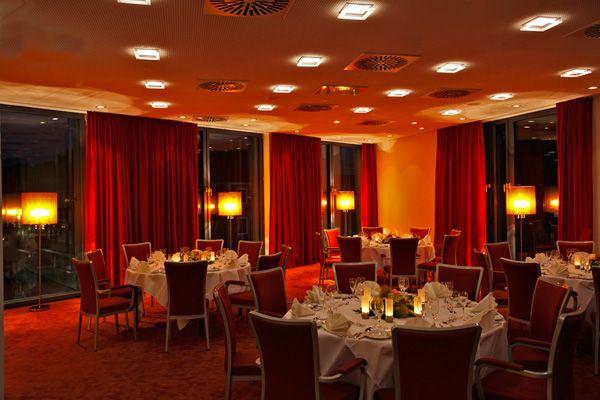 Festsaal / Banquet hall | H4 Hotel Münster