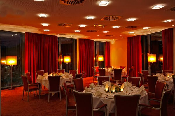 Festsaal / Banquet hall | H4 Hotel Münster City Centre