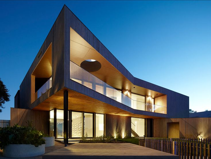 Bluff House in Flinders, Australia by Inarc Architects