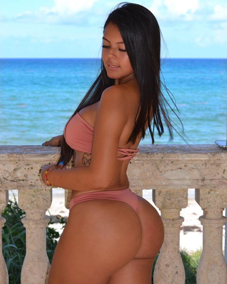 Beautiful Latina Teen Ass