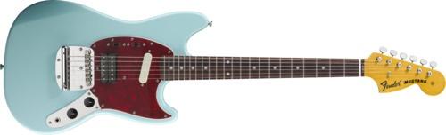 Kurt Cobain of Nirvana Signature Fender Mustang