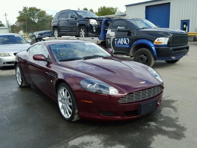 eBay: 2005 Aston Martin DB9 Coupe 2005 Aston Martin DB9 For Sale ...