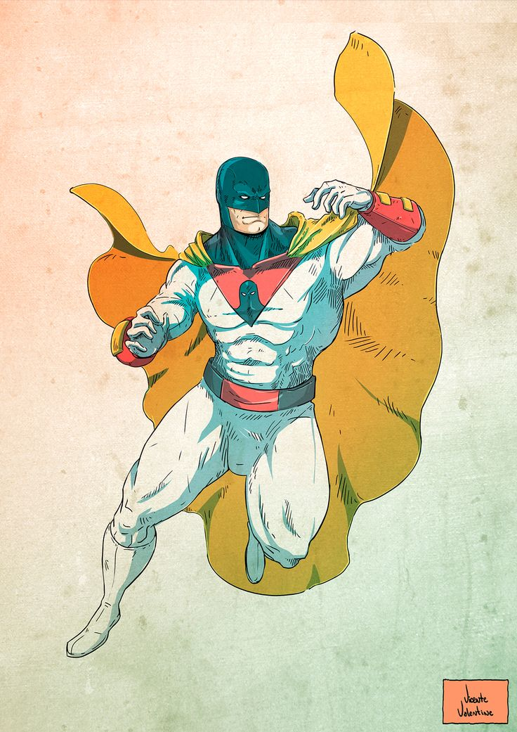 Space Ghost •Vicente Valentine