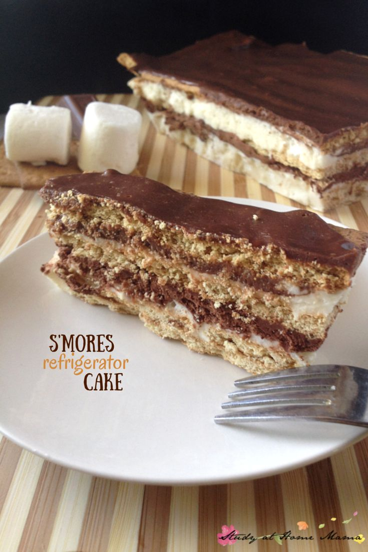 1000+ Ideas About Refrigerator Cake On Pinterest