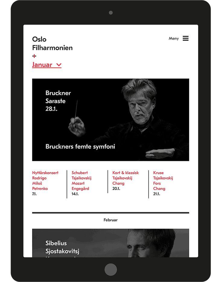 The Oslo Philharmonic — Neue — New, relevant & remarkable