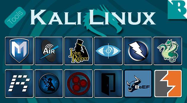 Name Tools Kali Linux
