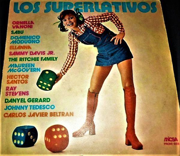 Various - Los Superlativos (Vinyl, LP) at Discogs