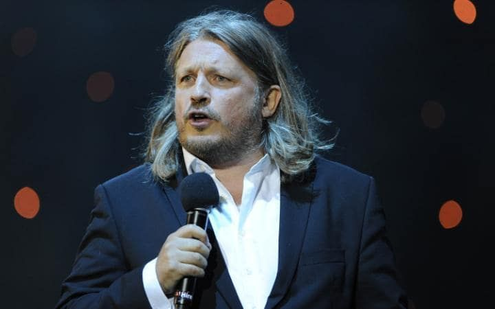 'It's important to live your life by a motto. I chose to live my life by the motto, 'My enemy's enemy is my friend.' Unfortunately, as it turns out, my enemy is his own worst enemy. So, I have to invite him to barbecues.' - Richard Herring (July 12, 1967 -)