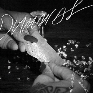 Diamonds - Capa do novo single (do futuro novo álbum) da cantora Rihanna!