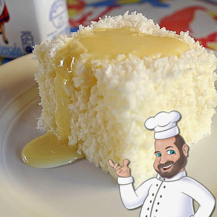 bolo de tapioca