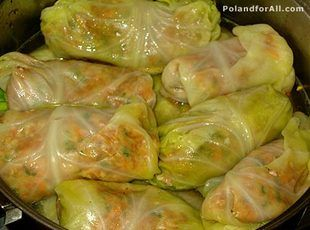 Czech Cabbage Rolls