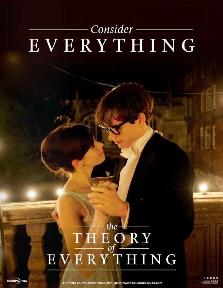 Top Filme Prisaca City: THE THEORY OF EVERYTHING