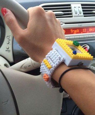 Going to work has never been so fun! #Nanoblock http://tribeatwork.com/en/nanoblock/